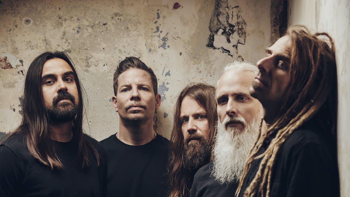 """Trupa Lamb Of God a lansat clipul pentru piesa """"Ghost Shaped People"""" si poate fi vizxionat mai jos."""