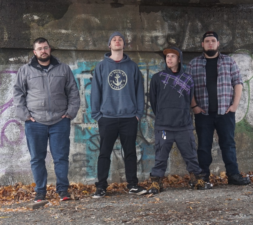 """Canada's Cavedweller Come At You With The Blistering Brutality Of """"Slow Death"""""""
