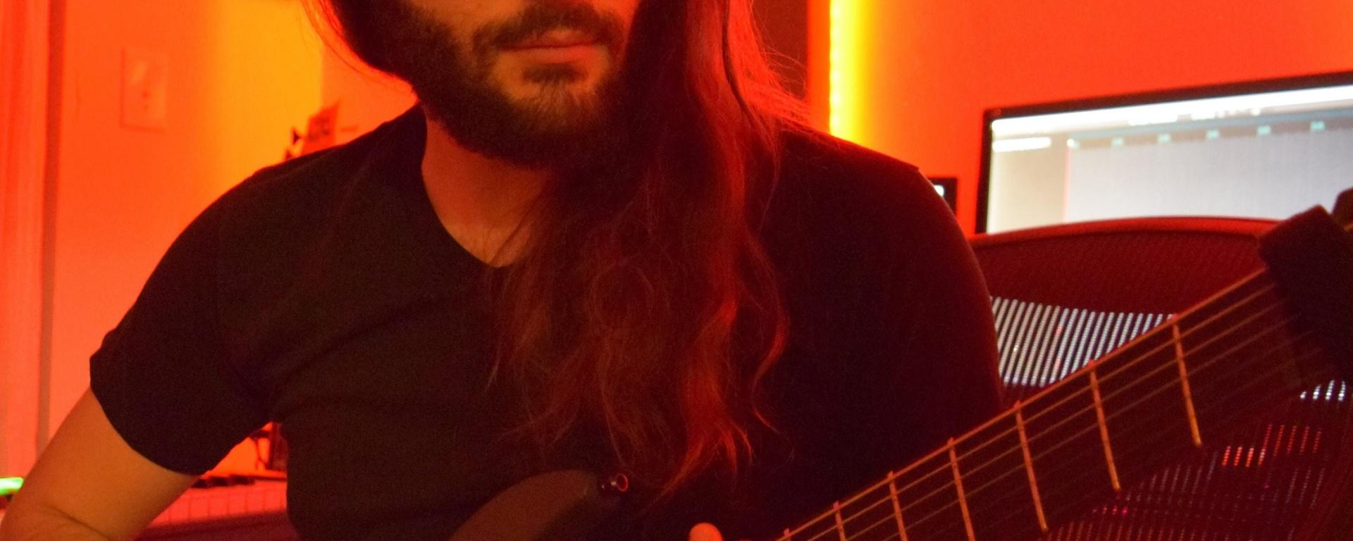 """Manuel Barbará Presents His Progressive Metal Album """"Moonrise"""""""