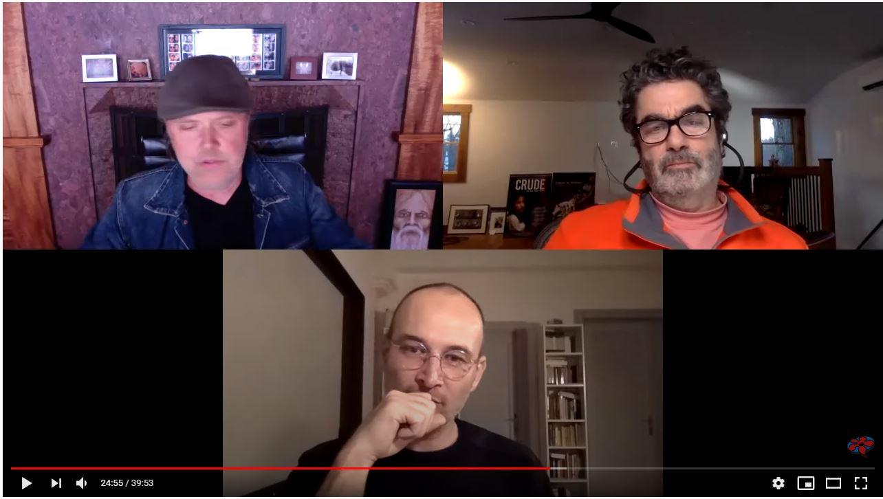 """Video: Lars Ulrich (Metallica), Joe Berlinger și Alexander Nanau discută despre filmul """"Colectiv"""""""
