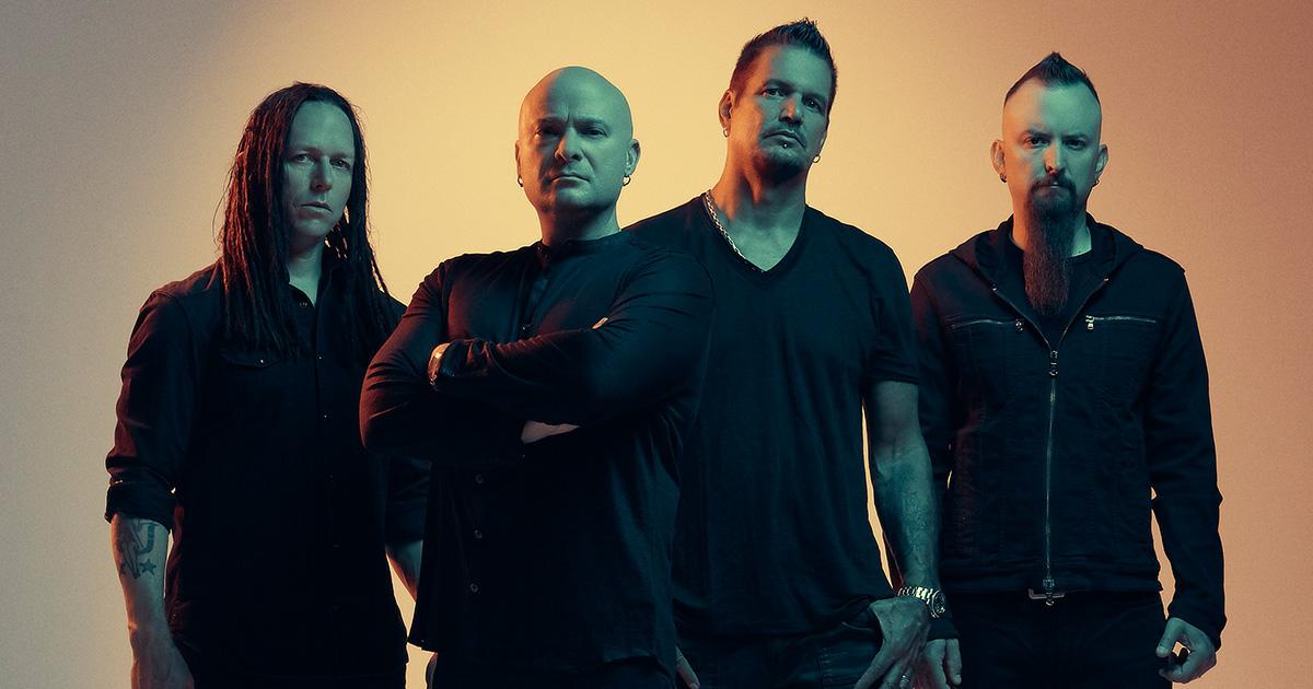 """Disturbed anunță anularea turneului de aniversare de 20 de ani """"The Sickness'"""""""