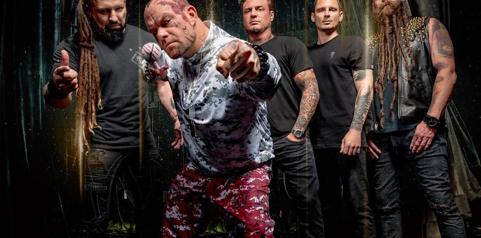 """Trupa Five Finger Death Punch lansează un lyric video pentru piesa """"I Refuse"""""""
