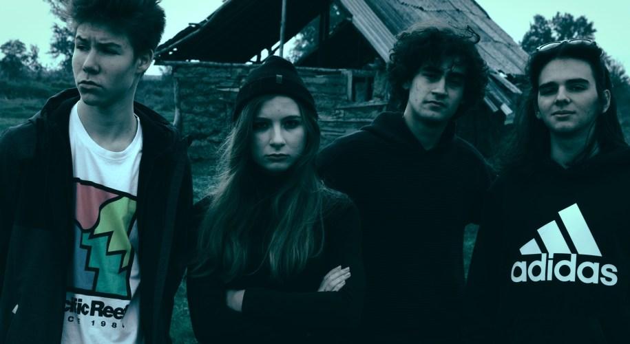 Breakpoint, un nou single, un nou clip al tinerei trupe rock Rapax din Bacău
