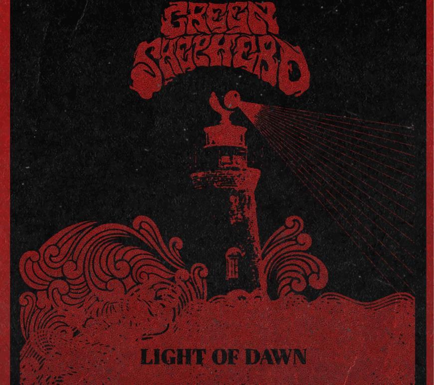 """Trupa de stoner rock Green Shepherd a lansat un nou single, intitulat """"Light of Dawn"""". Este cea de-a doua compoziție cu versuri înlimba engleza, alaturandu-se piesei """"Exodus"""". Tentele psihedelice șipline de fuzz pot fi regăsite pe următoareleplatforme:"""