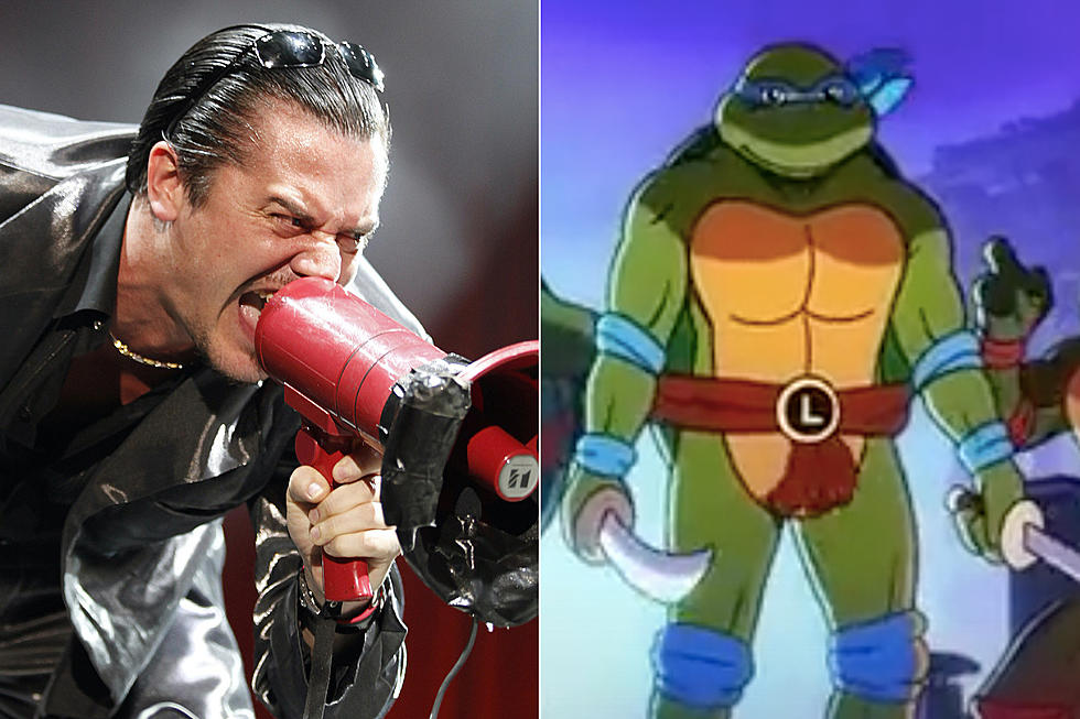 Mike Patton cîntă pe soundtrack-ul noului joc Teenage Mutant Ninja Turtles