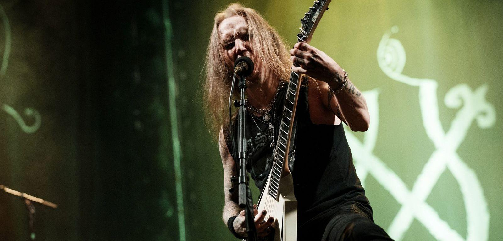 S-a aflat cauza morții lui Alexi Laiho de la Children of Bodom