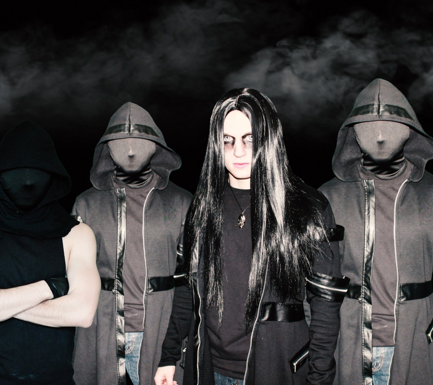 """Streaming Now! Grimmreaper's Debut Album """"The Tragedy of Being"""""""