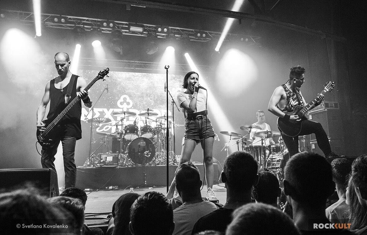 """Progressive Metalcore NEXT DOOR TO HEAVEN To Release New EP """"Inside"""" March 25th"""