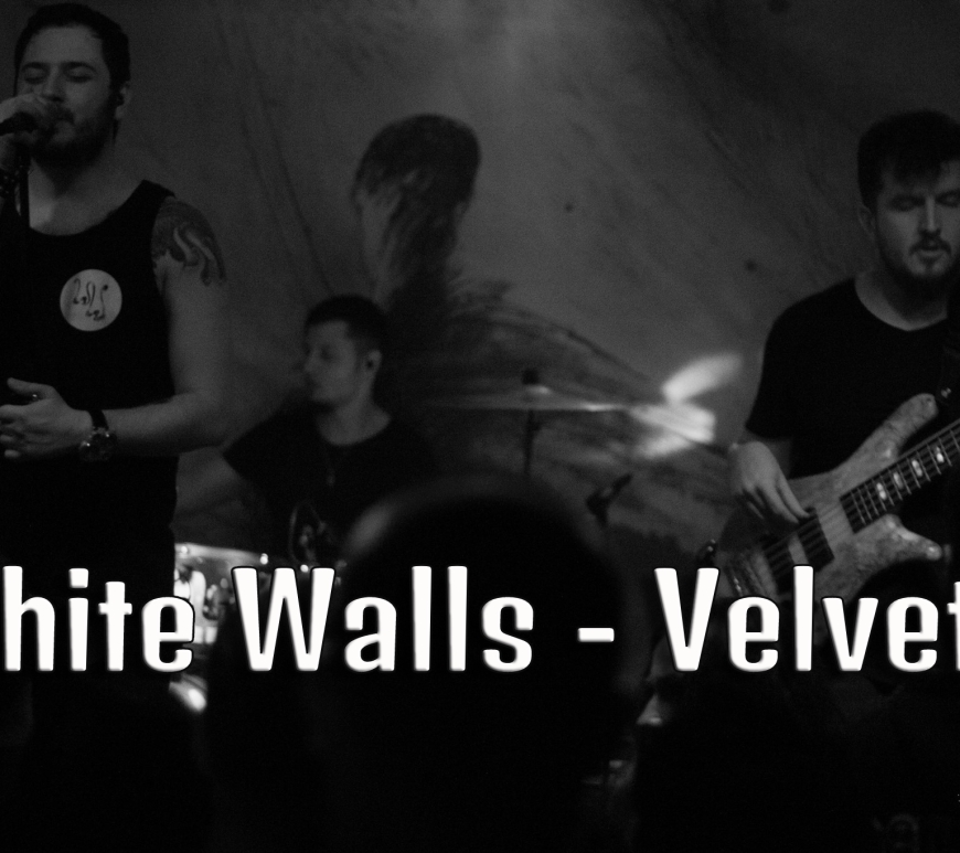 Video: White Walls - Velvet (Live From An Evening With White Walls)