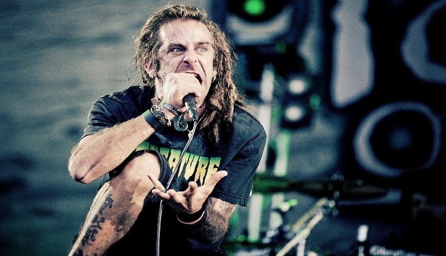 Randy Blythe de la Lamb of God - pe drumul spre moarte dacă nu renunța la alcool