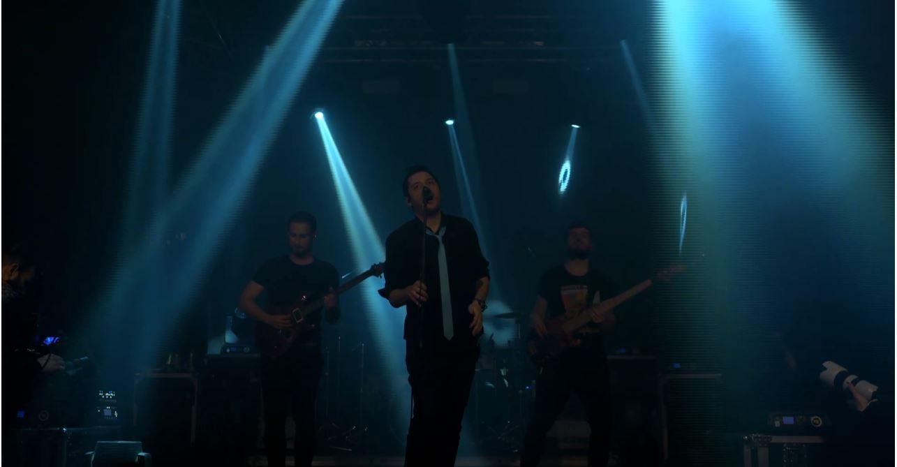 "Trupa White Walls din Constanța a distribuit pe canalul lor de youtube, clipul live pentru piesa ""The Masquerade"". Videoclipul a fost filmat în cadrul streamului live intitulat ""Live From An Evening With White Walls""."