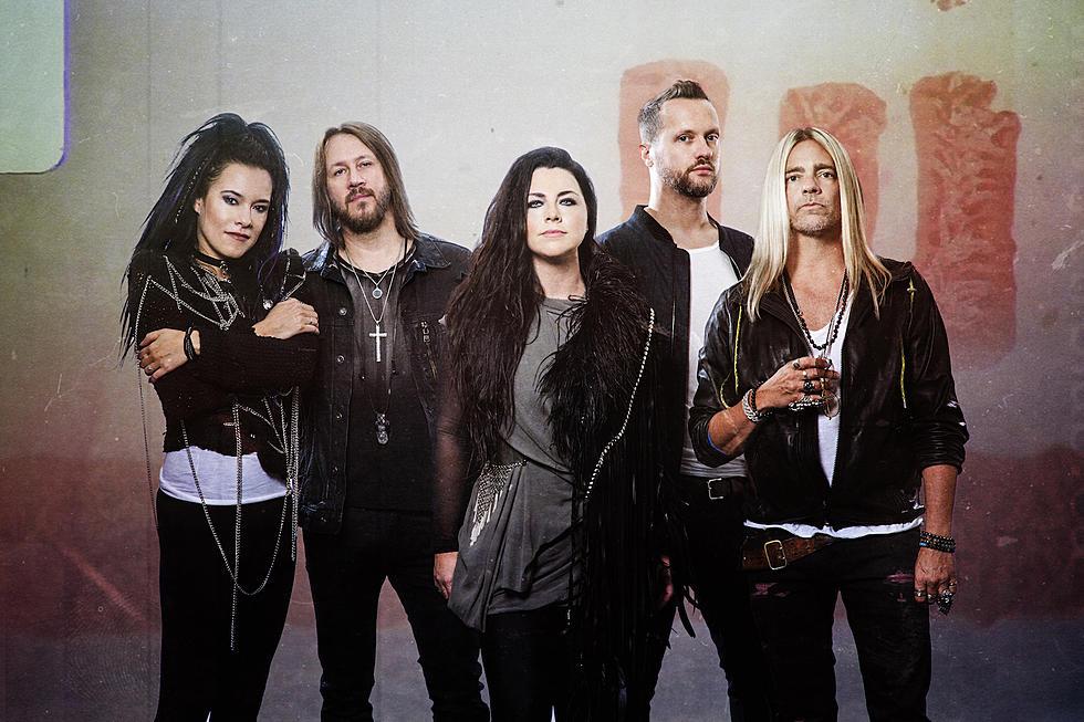 "Trupa Evanescence lansează videoclipul pentru single-ul ""Better Without You"""