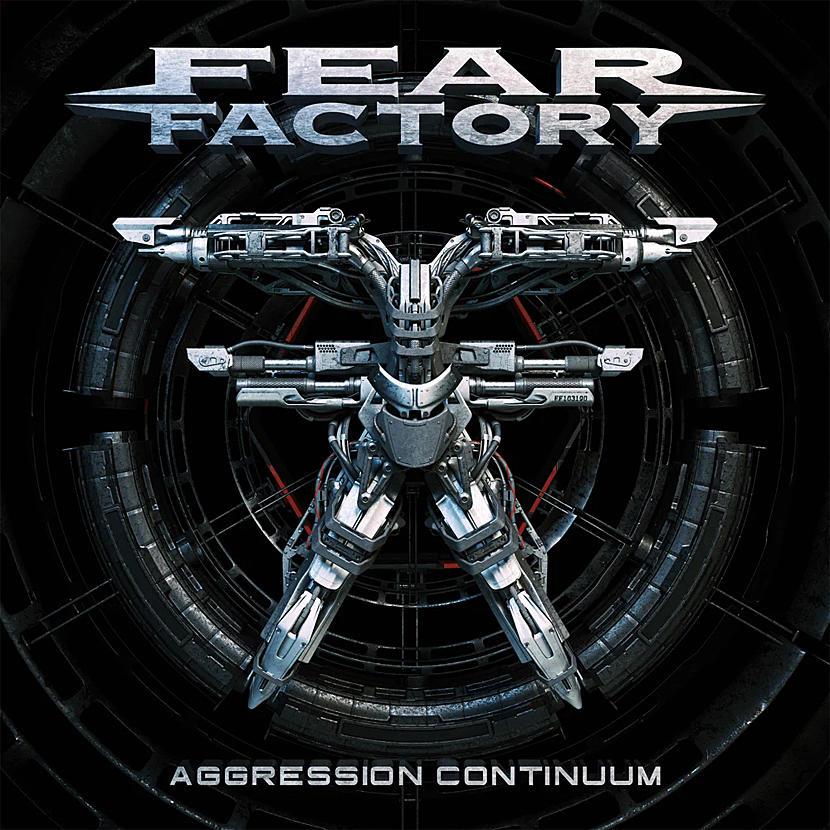"""Trupa Fear Factory a lansat piesa """"Disruptor"""" de pe viitorul album Aggression Continuum"""