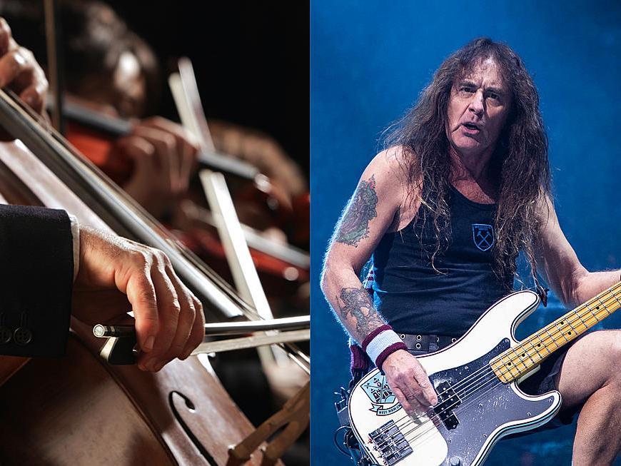 Vezi 160 de instrumentiști de muzică clasică ce interpretează Fear of The Dark de la Iron Maiden