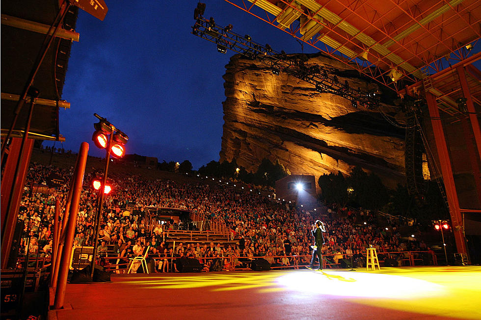 Amfiteatrul Red Rocks se deschide la capacitate limitată primăvara aceasta
