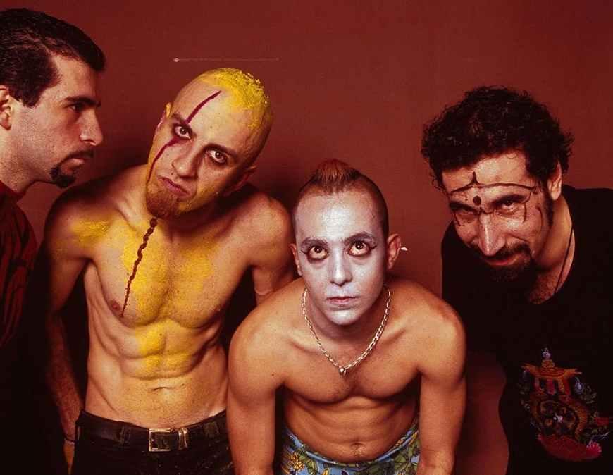 Cei de la System Of A Down s-au certat ca chiorii în timpul înregistrărilor albumului Toxicity