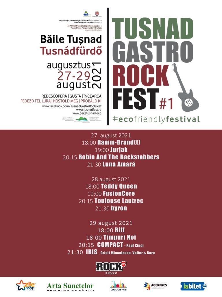 TUSNAD GASTRO ROCK FEST - Contemporary-Establishment
