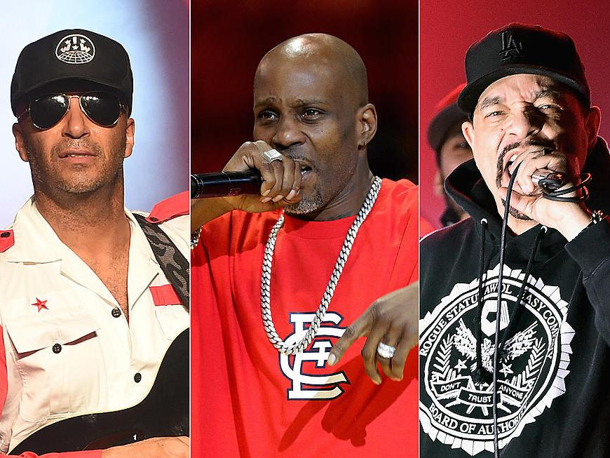 Industria muzicală rock zdruncinată de moartea rapperului DMX