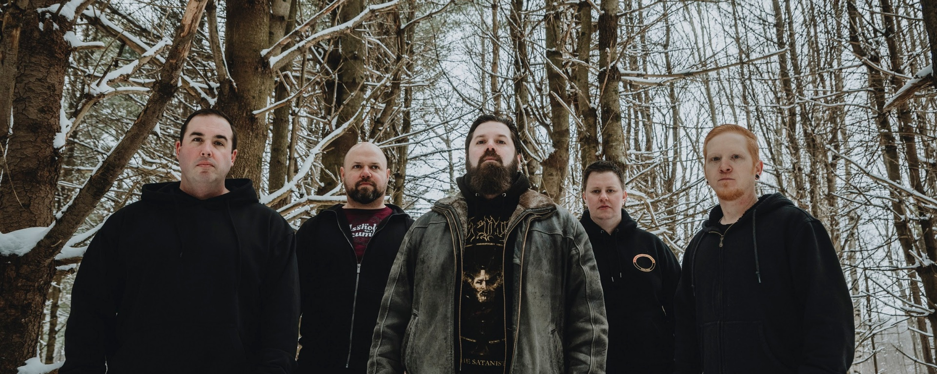 """AS WE SUFFER's New Single """"Concrete Fist"""" Is A Knuckle Fury of Hardcore Groove; New Album April 30th"""