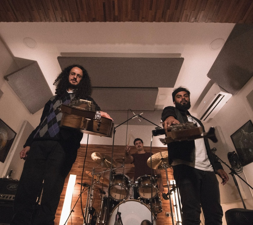 "Saudi Arabian Proggers Songs of Petrichor New Music Video ""Nomad"""