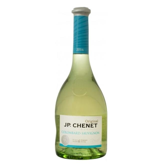 Vin alb demisec,Colombard-Sauvignon, JP Chenet Languedoc-Roussillon, 0.75L, 12.5% alc., Franta