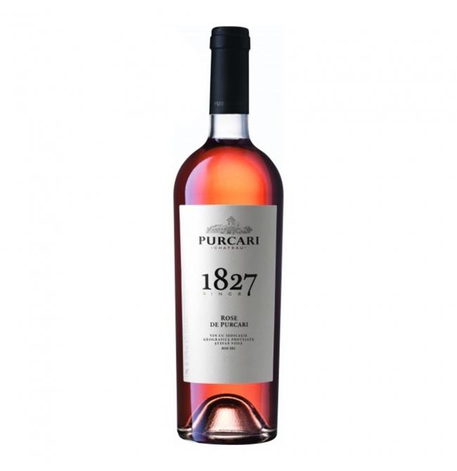 Vin roze, Purcari Stefan Voda, 12.5% alc., 0.75L, Romania