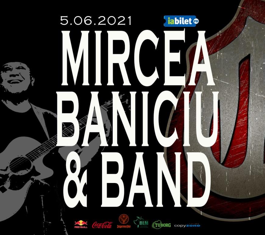 Mircea Baniciu & BAND live la Quantic
