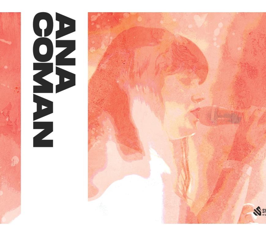 Ana Coman • CONCRETE Open Air Series at Expirat • 10.06