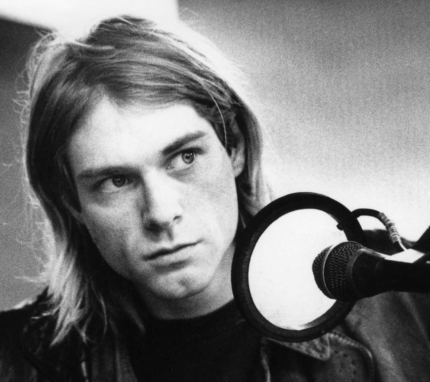 Dosarul FBI a lui Kurt Cobain făcut public pentru pima oară
