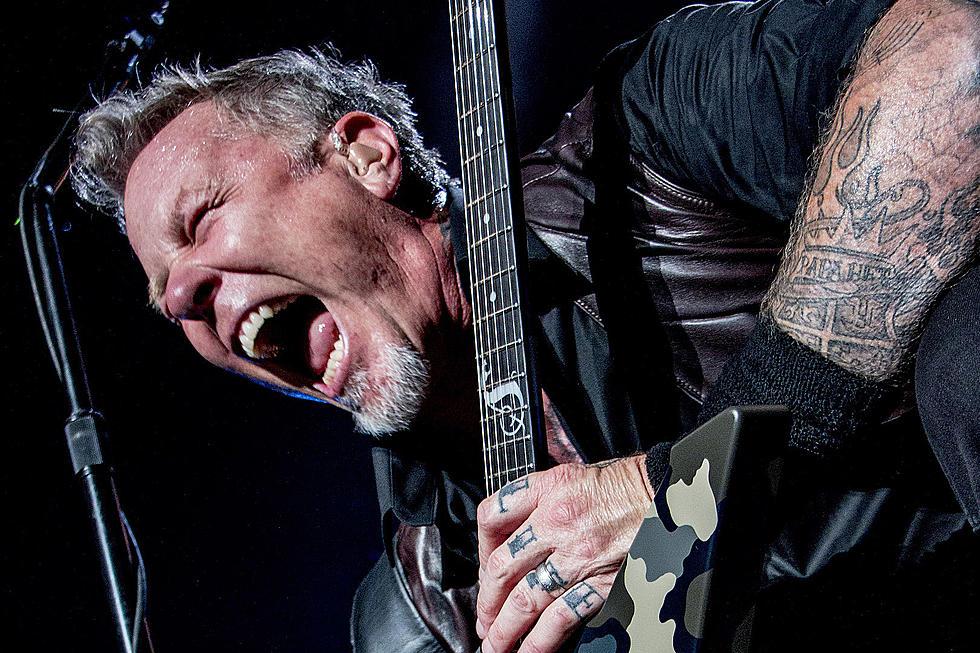 """Metallica a postat pe social mdia un mesaj criptic cu titlul """"Black Album 2021"""""""