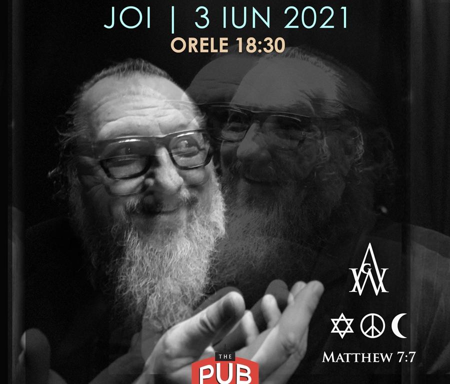 AG Weinberger || El Gringo Jovial || The Pub Universitatii