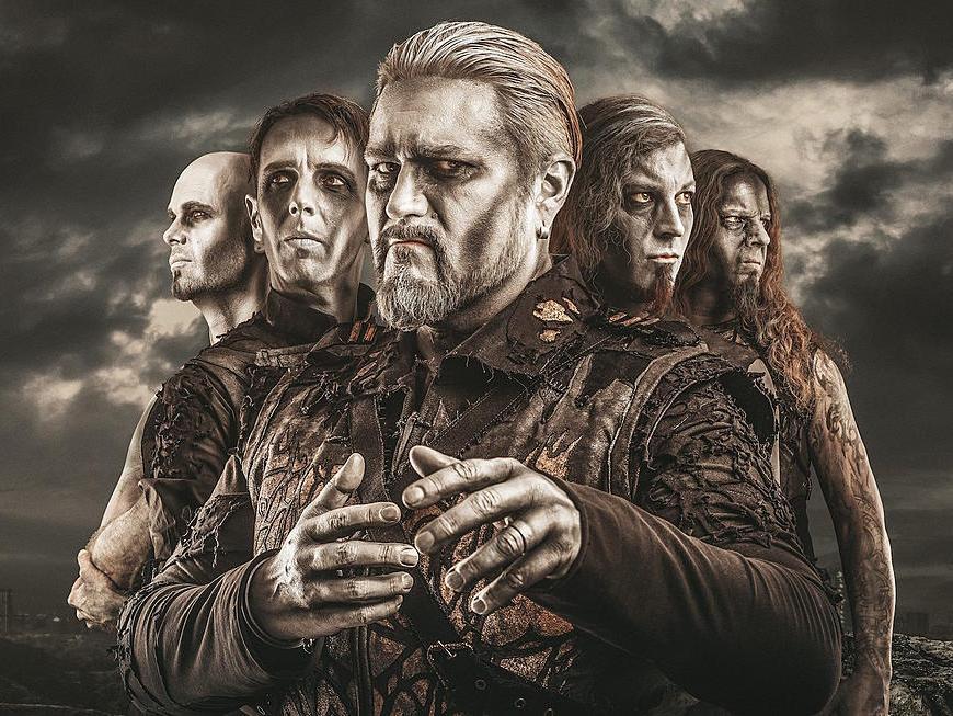 """Trupa Powerwolf a lansat videoclipul pentru piesa """"Beast of Gévaudan"""""""