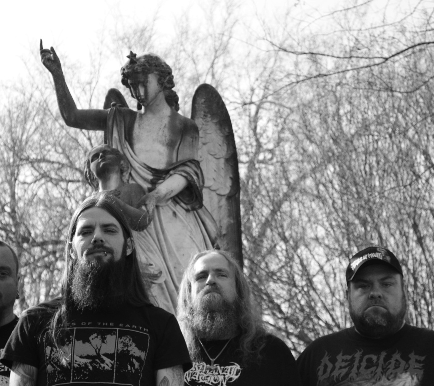 """Out Now On Vinyl! Arkansas' PANTHEON """"Age of Wolves"""""""