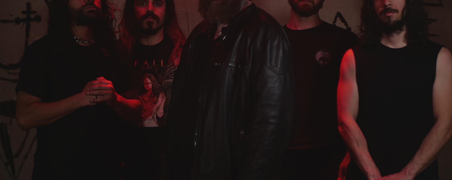 """Rockshots Recordsis proud to unleashNAHAYA's(ft. members ofOceans of Slumber, Vesperian Sorrow, ex-Kingdom Collapse, Painting The Massacre, Cerebral Desecration) newalbum, entitled""""Vital Alchemy"""",out now as of Friday, May 21st."""