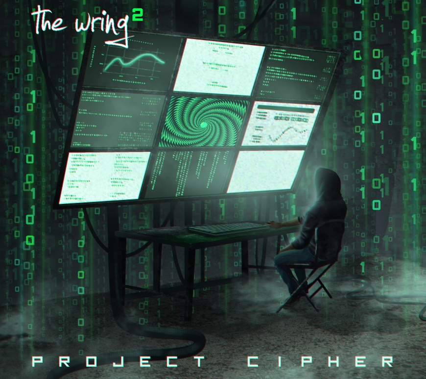 "THE WRING (ft. Marc Bonilla, Bryan Beller, Thomas Lang + more) Band Playthrough ""Cipher"" + New Album"