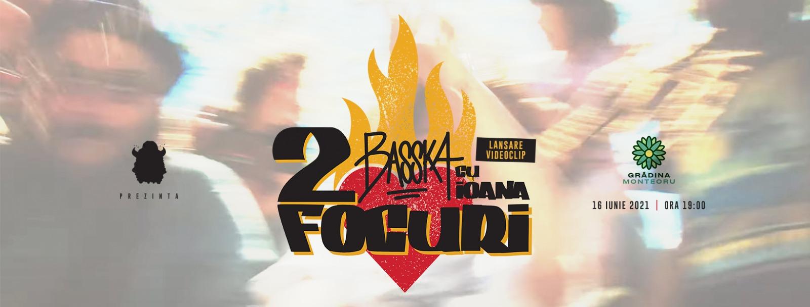 Trupa BASSKA a lansat videoclipul pentru piesa 2 Focuri