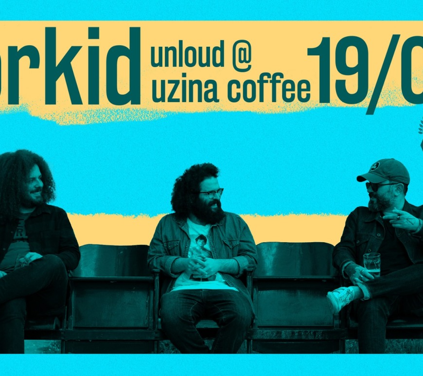 Seria Deconectat #64 • Orkid LIVE at Uzina Coffee
