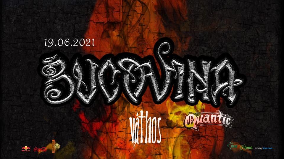 Bucovina & Vathos live in Quantic - 19 Iunie