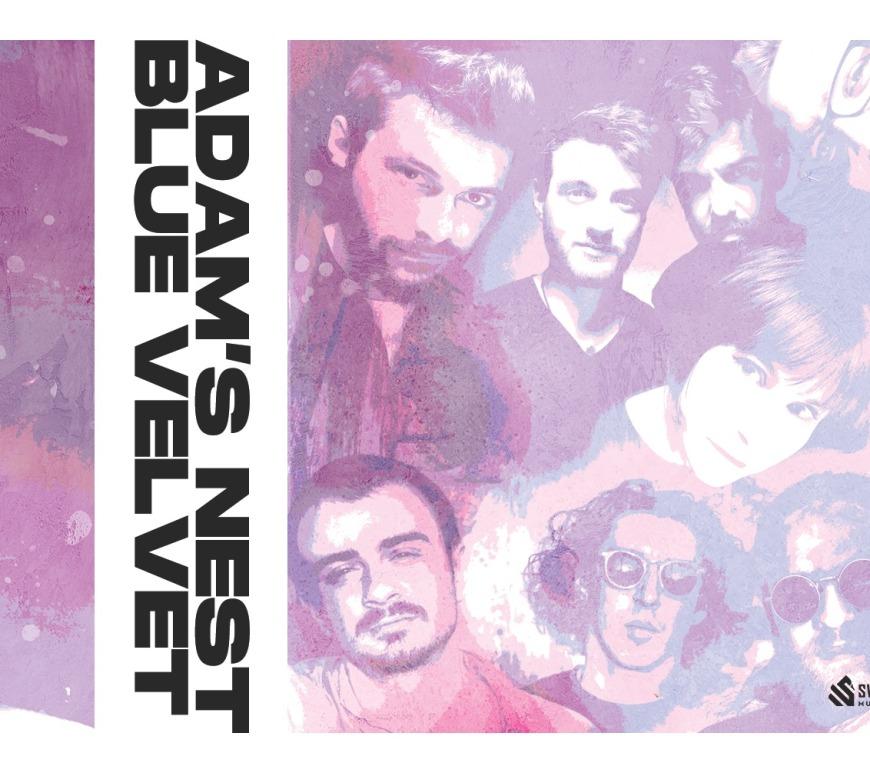 Adam's Nest & BlueVelvet • CONCRETE Open Air Series • 08.07 at Expirat București
