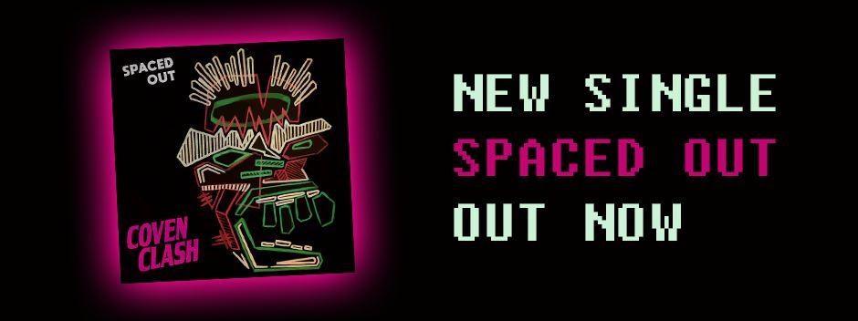Trupa Coven Clash a lansat single-ul SPACEDOUT