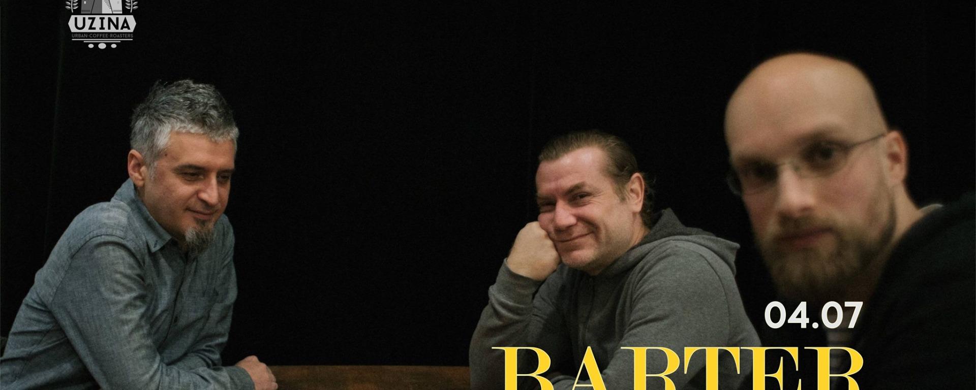 Seria Deconectat #69 • Barter LIVE at Uzina Coffee