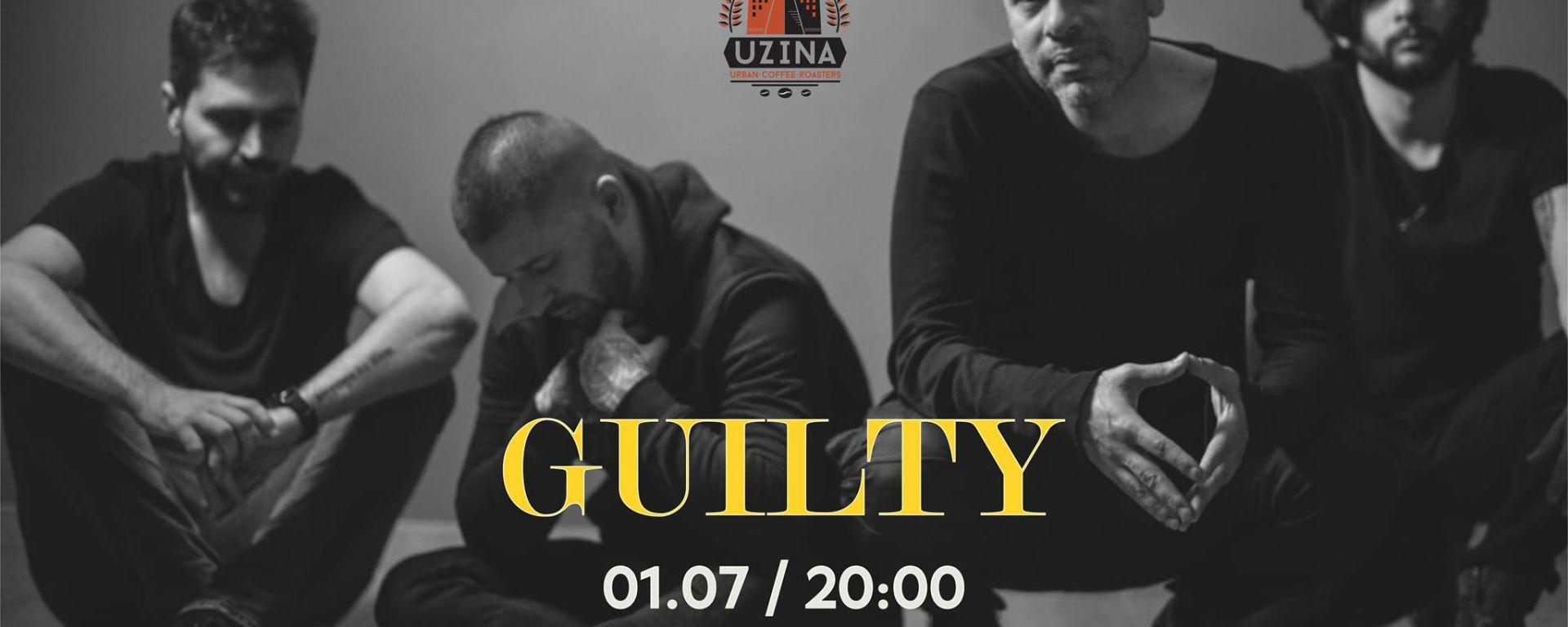 Seria Deconectat #67 • Guilty LIVE at Uzina Coffee București