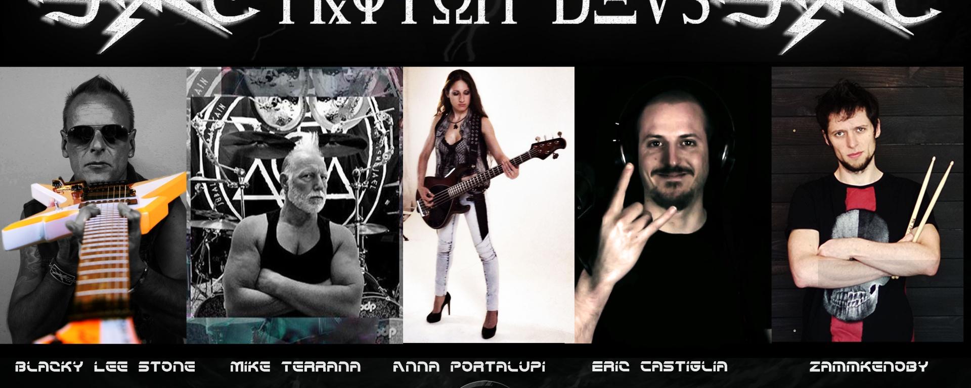 "Rockshots Records: Out Now! TRITON DEVS' New Album ""Stay Alive"""