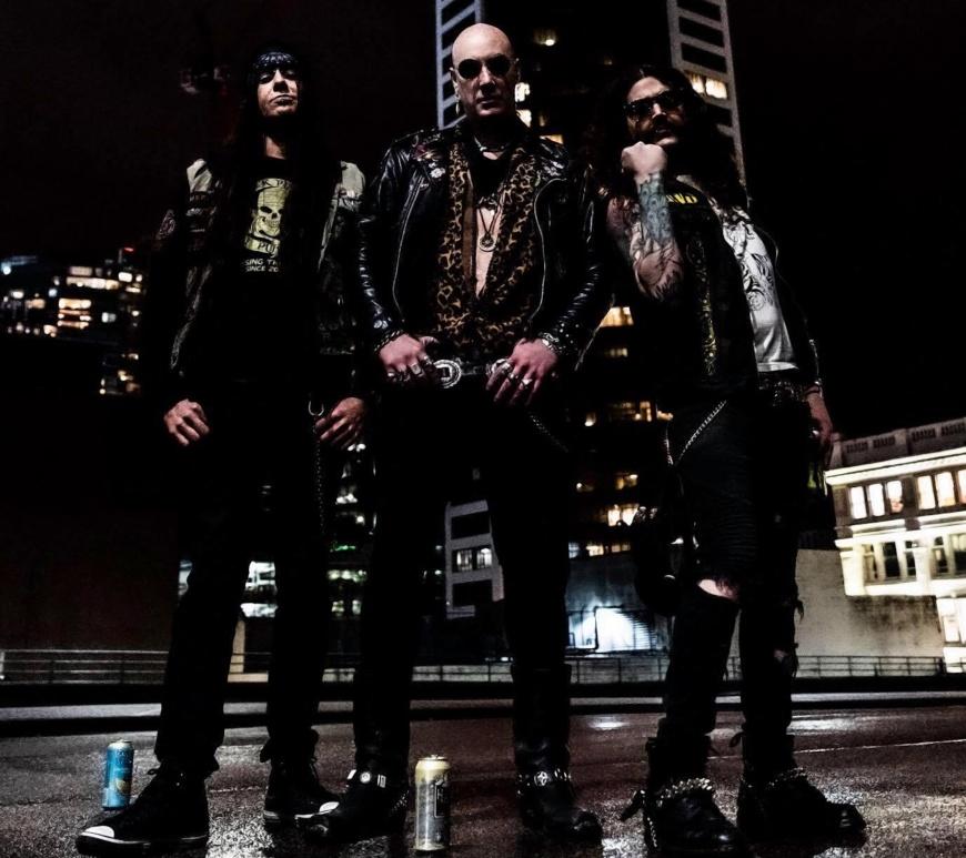 "Batcave Records: Take A Rock N Roll Walk Through Japan REBEL PRIEST's ""Lost In Tokyo"""
