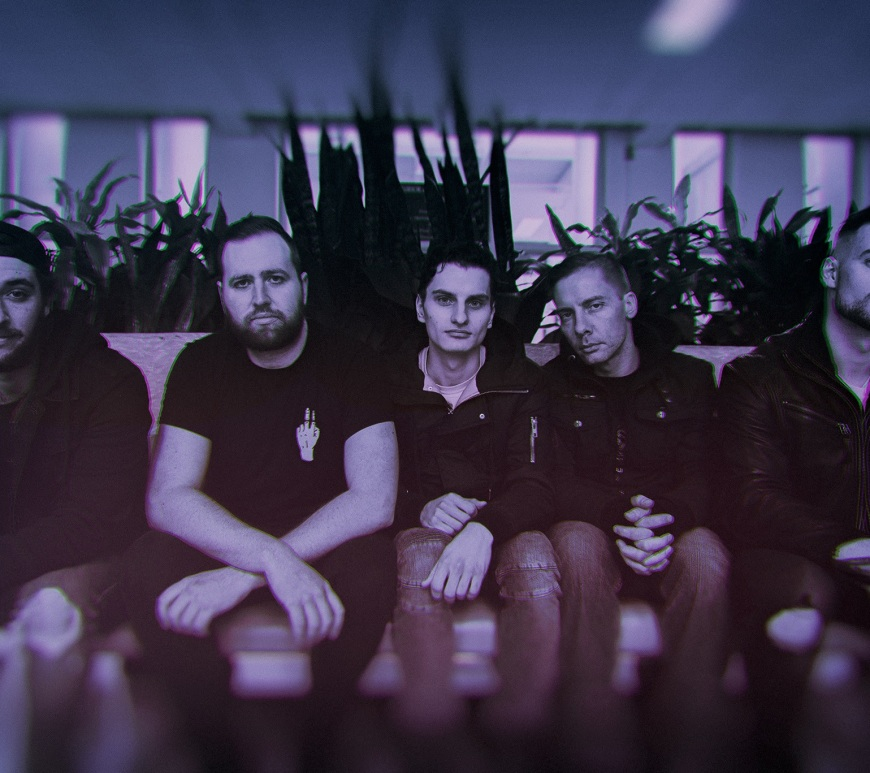 """Saskatoon's SAINTVICIOUS' New Single """"Stranglehold"""" Opens Up About Shutting Down from Anxiety"""