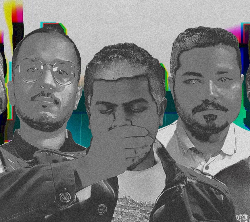 Saudi Arabia'sAana.n7nis a melodic progressive rock/metal quintet that is passionate about three things: writing stories, making music, and creating visual art.