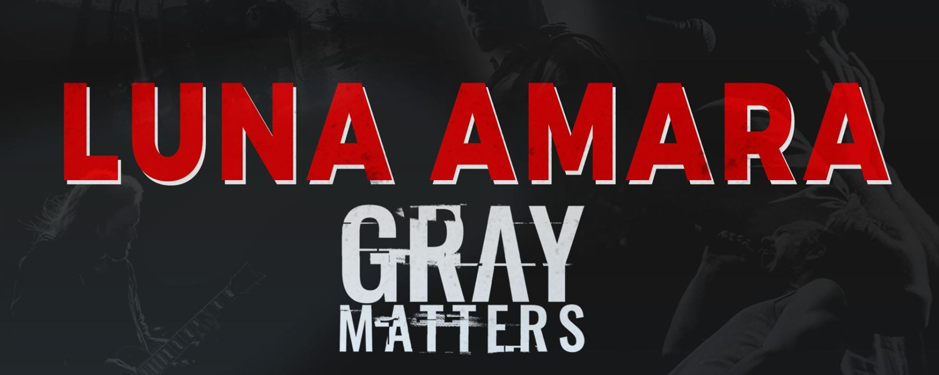 LUNA AMARA și Gray Matters Live în Quantic București