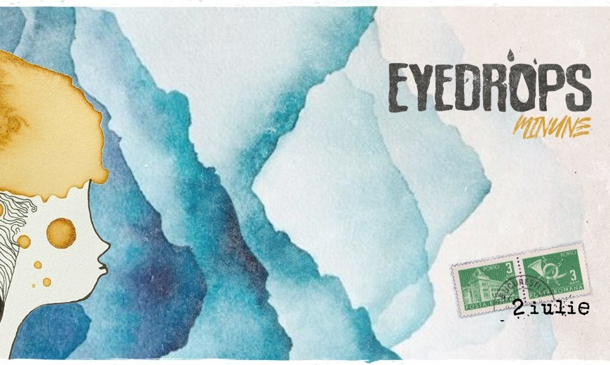 Trupa EYEDROPS a lansat videoclipul pentru piesa Minune