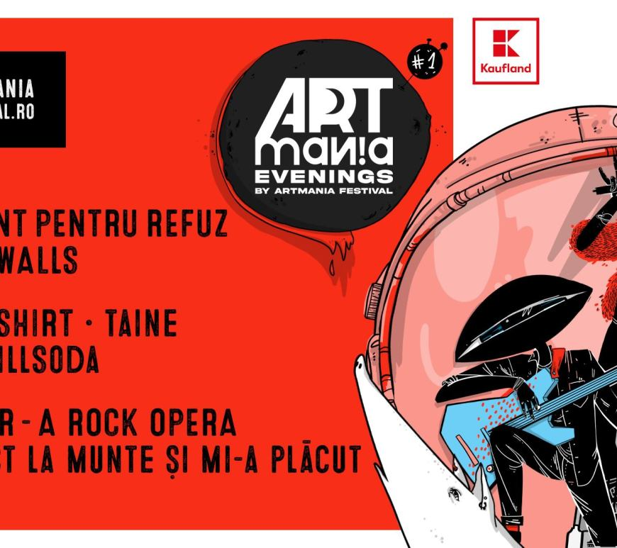 ARTmania Evenings 2021 at Quantic