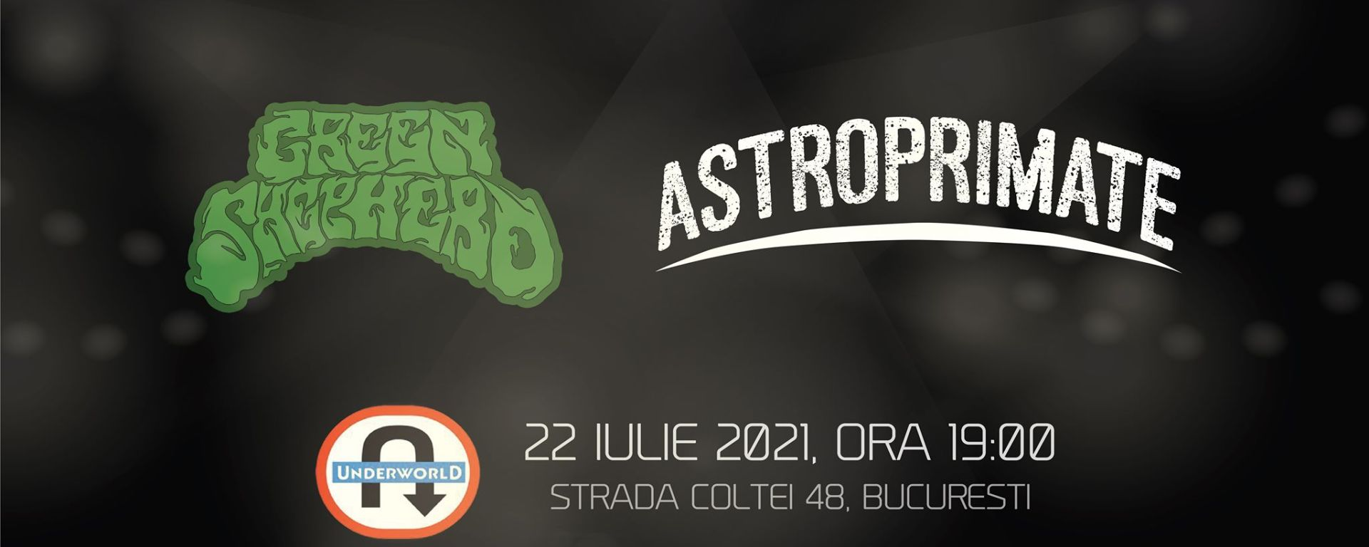 Green Shepherd & Astroprimate @ Underworld Club
